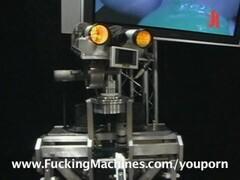 Girls squirting giant loads on Fucking Machines Thumb