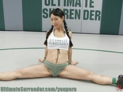 Asian nude wrestling duo Thumb