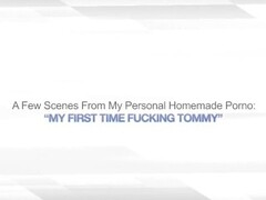 MY FIRST TIME FUCKING TOMMY – CHEATING WIFE SEX Thumb