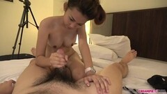 Fake Driving School Sexy teacher creampied Thumb