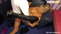 Kinky Naughty Couple Makes Their First Sex Tape Thumb