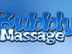 Pornstar Hunter Bryce Giving Soapy Massage Thumb