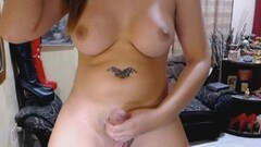 Lesbian Hotties Tongue Fucking Each Other Thumb