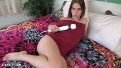 Black Cutie Lotus Lain Has Her Pussy Reamed Out by a Big Dick Thumb