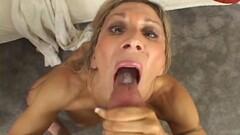 Naughty Amateur MILF Sluts Getting Cumshots Thumb