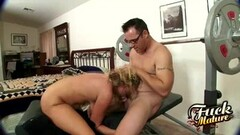 Nurse Kathy Anderson fucked in the ass Thumb