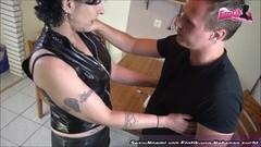 Washroom Lappers by Sapphic Erotica fisting lesbians Thumb