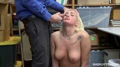 Horny Lily Jordan creampied Thumb