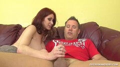 Horny beautiful Olivia Fox banged balls deep in the office Thumb