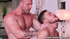 Kinky Ass Fuck With Big Daddy Austin Wolf Thumb