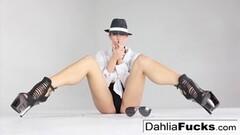 Horny Dahlia Sky solo fun compilation Thumb