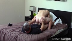 Teen chick anal first time Cute blonde Bella gets Thumb
