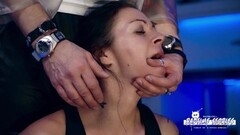 Sexy German MILF in hot BDSM session Thumb