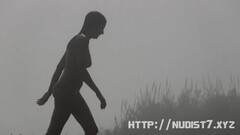 Hot naked babes at the nudist beach Thumb