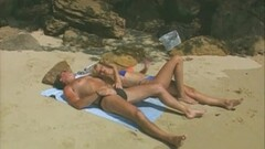 """Laura Palmer in outdoor """"Beach Bums"""" Thumb"""