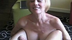 Creampie For My Sexy Old Granny Thumb