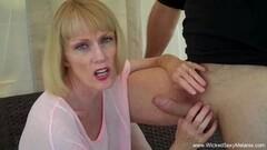 Naughty Cuckold Husband Begs For Blowjob Thumb