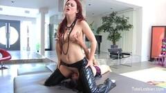 Two Asian Sluts Gets Kinky Thumb