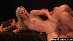 Marie McCray fuck in shower by her sport teacher Thumb