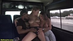 Mom does a lapdance then rides huge cock Thumb