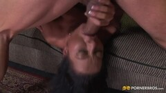 Gagged petite teased and pleasured by masters toys Thumb