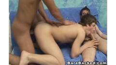 Japanese amateur adult video 3p Thumb