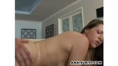 amatuer girl solo dildo ingers orgasm Thumb