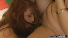 Kinky MILFs Using Strap On For Wild Sex Thumb
