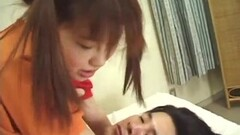Horny cutie Hikaru Hinata gets her cunt banged hard from Thumb