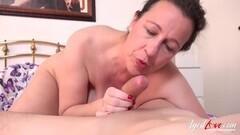 AgedLovE Hot Busty British Maid Fucked Thumb