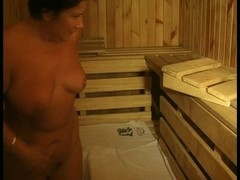 One Hot Momma in Sauna Thumb