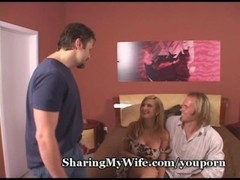 Pathetic Hubby Watches Hot Wife Thumb