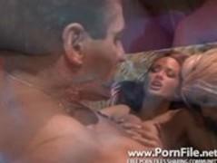 Pornstars Threesome Thumb