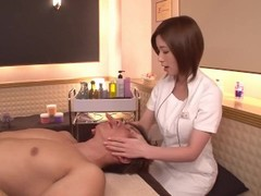 Okuda Saki SNIS-157 Functional Esthetician Okuda Saki Thumb