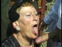 Granny's G-Spot Thumb