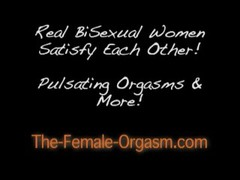 Natural Bisexual Sex and Orgasms Thumb