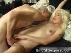 Old papy fucking young  tattooed wife part4 Thumb