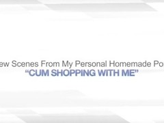 CUM SHOPPING WITH ME – PUBLIC MASTURBATION Thumb