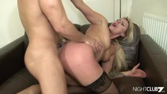 Stepson cums to her Mom's tea cup! Thumb