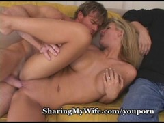 Sex Starved Cougar Ravishes Cock Thumb