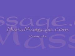 Asa Akira in lesbo nuru massage p.3 Thumb