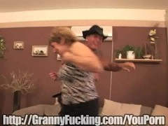 granny takes a dick deep Thumb