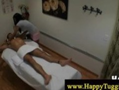 Naught masseuse wants to fuck her client Thumb