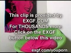 EXGF Revenge - Hard Dildo Cunt Fuck Thumb