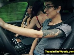 Teens In The Woods Jade Jantzen - Satan's Fuck Puppet Thumb