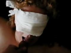 Blindfold Cumshot Thumb