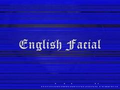 English Facial Thumb
