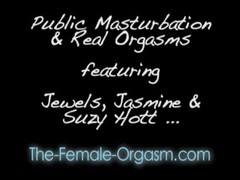 Public Masturbation and Real Orgasms Thumb