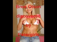 Bree Olson First nude modeling audition Thumb