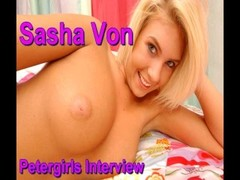 Sasha Von Petergirls Interview Thumb